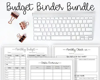 Printable Monthly Budget Chevron Monthly Budget Finance