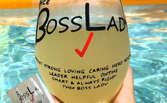 Boss Gift Gift For Boss Female Boss Lady Gift For Wife Mom