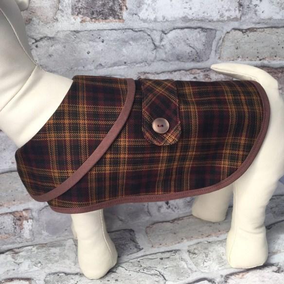 Large Dog Coat / Dog Jack...