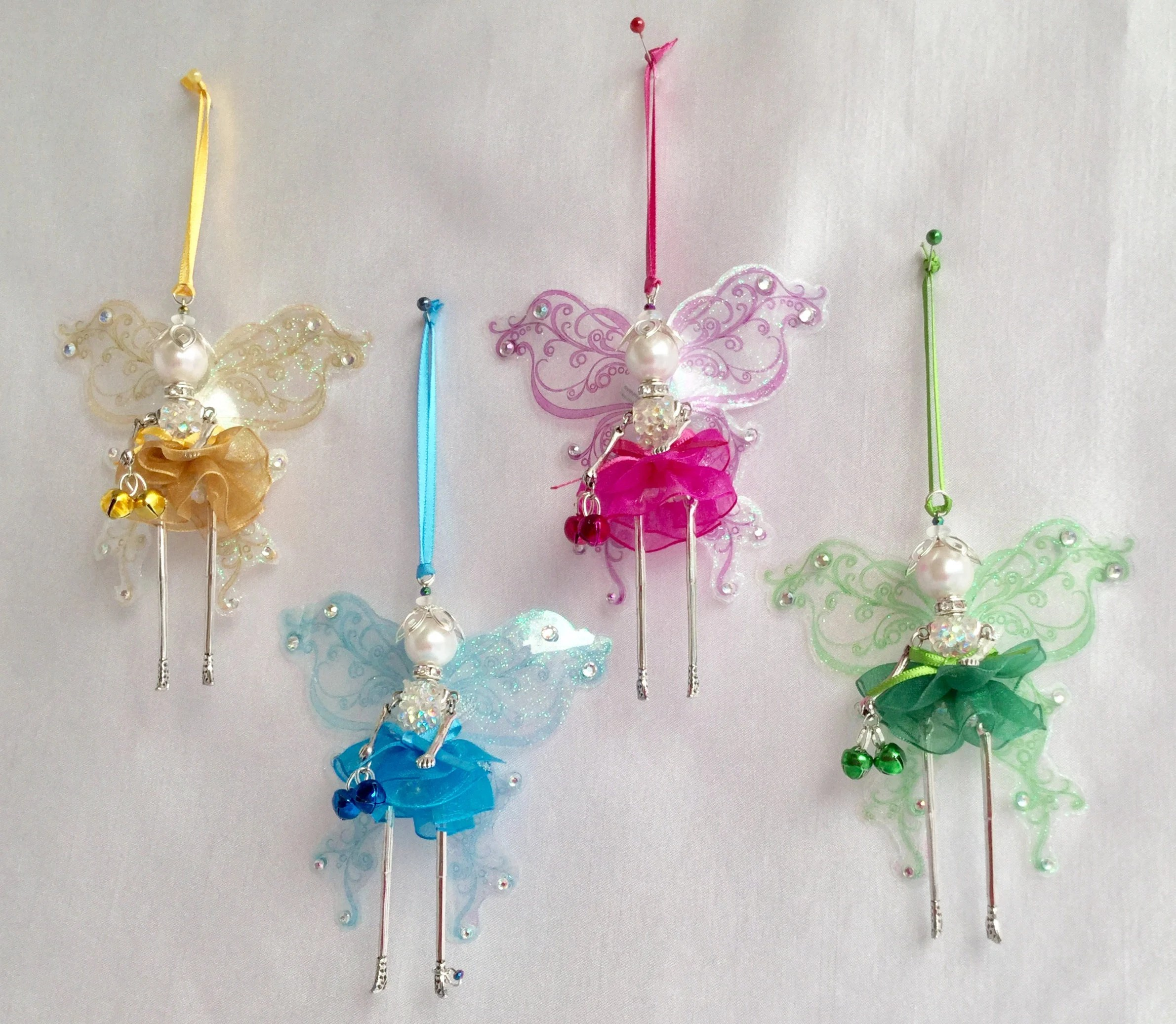 Fairy Christmas Ornaments On Sale