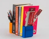 Bookend with Bookmark&Pen...