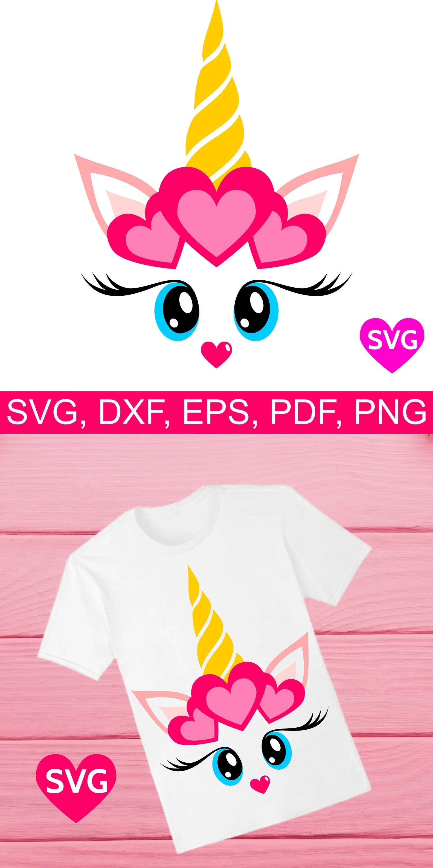Download Your Free Unicorn Printable Valentine Card Cricut