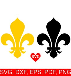 fleur de lys svg files royal fleur de lis clipart fleur de lys svg files for cricut king queen prince and princess svg files royalty svg [ 1989 x 1989 Pixel ]
