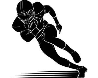 Download Quarterback svg | Etsy