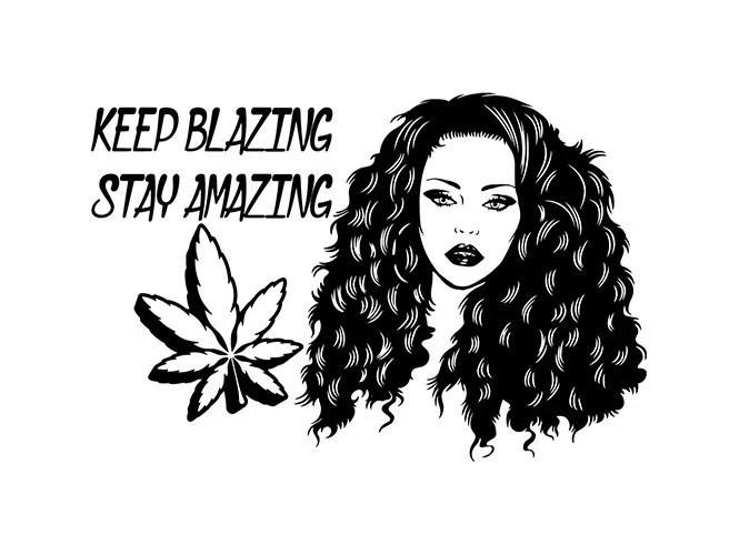 Cannabis Pot Weed Natural Medical Marijuana Stoner High