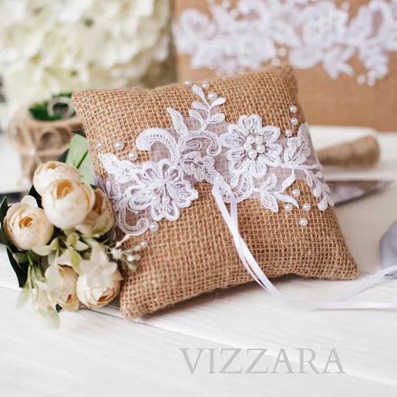 wedding pillow for ceremony ring bearer ideas wedding ring pillow bearer rustic ring pillow wedding rustic wedding pillow wedding pillow set