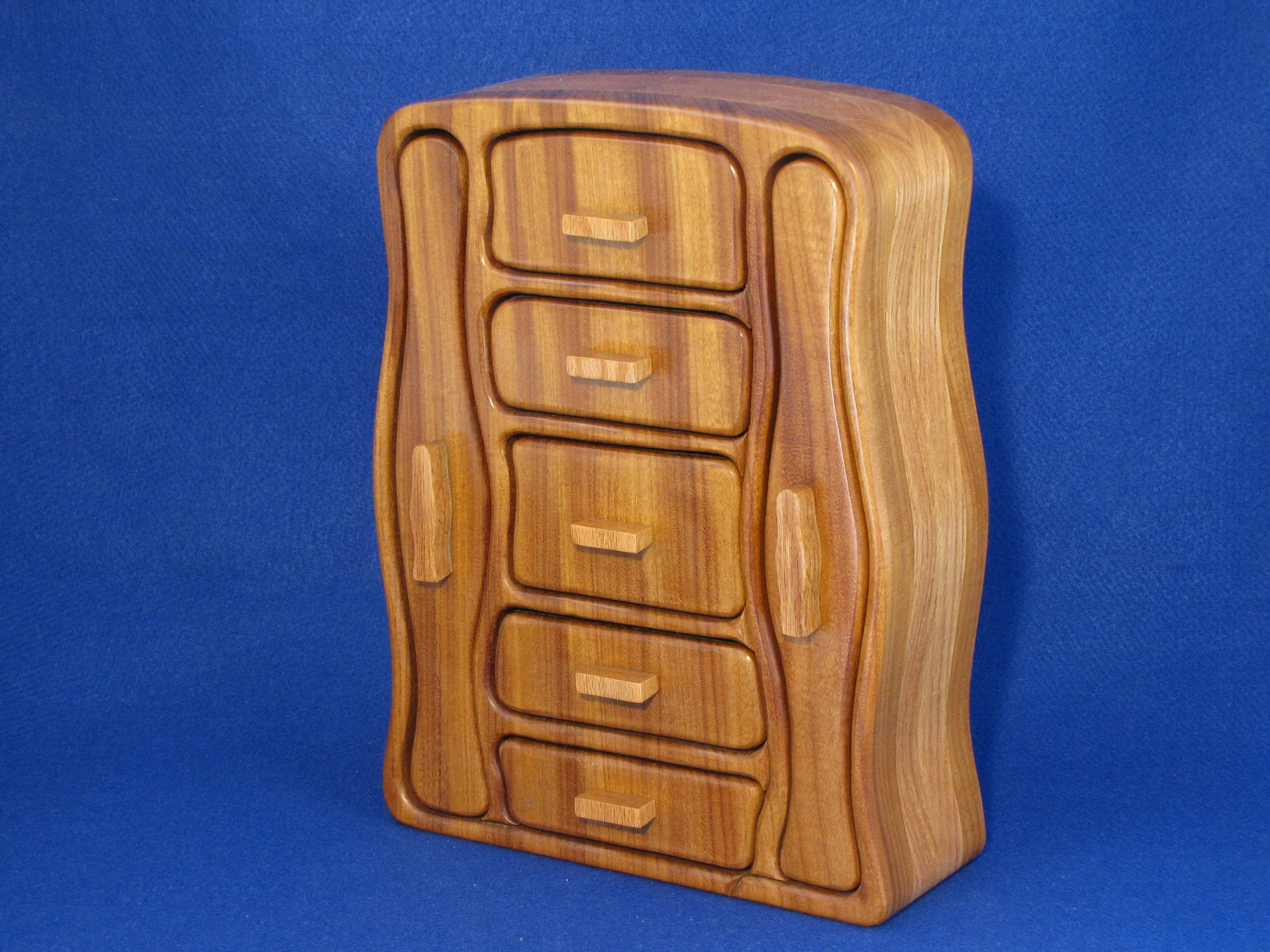 Bandsaw Jewelry Box Patterns Woodworking