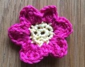 Crochet Pattern Pretty Primrose