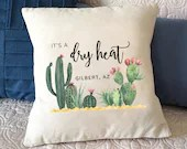 Dry Heat Pillow Cover, Fu...