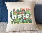 Arizona Pillow Cover, Cac...