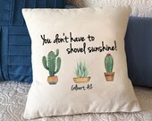 Funny Arizona Pillow Cove...