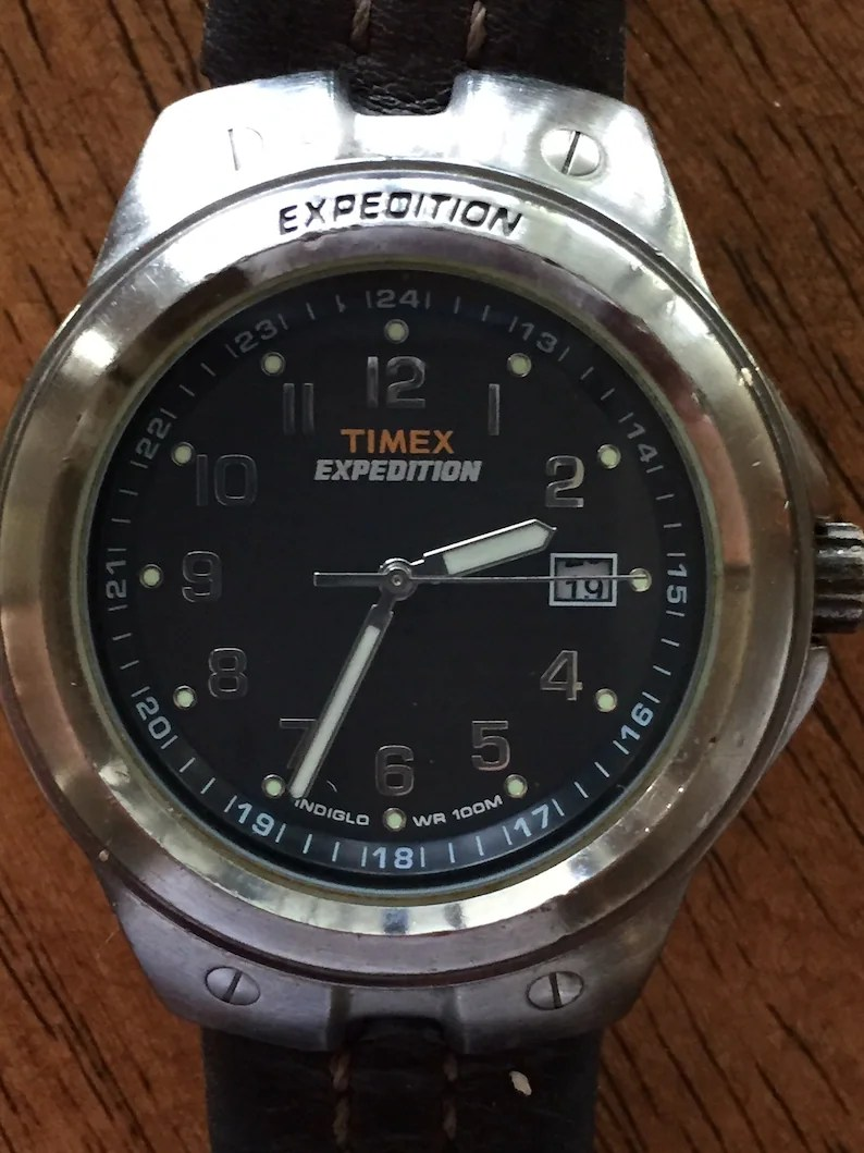 timex expedition mens watch