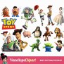 Toy Story Characters Etsy