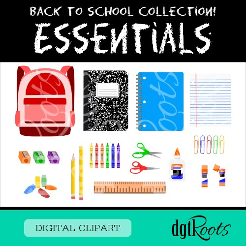 small resolution of summer school clipart