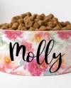 Custom Logo Dog Bowl Pet Food Bowl With Logo Etsy