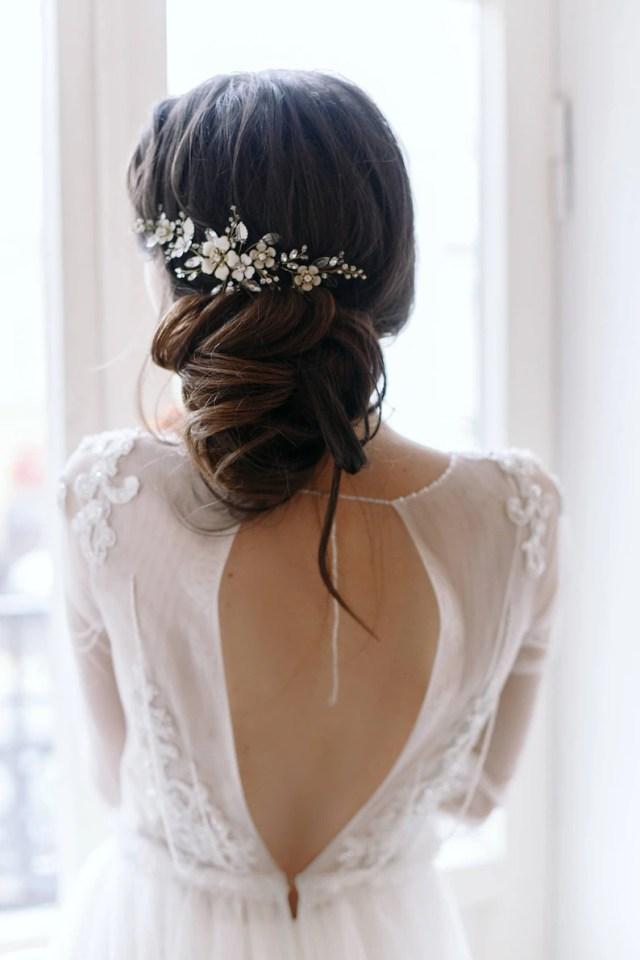 bridal hair comb bridal headpiece rustic wedding bridal hair piece wedding hair piece bridal jewelry bridal hair pins wedding hair comb