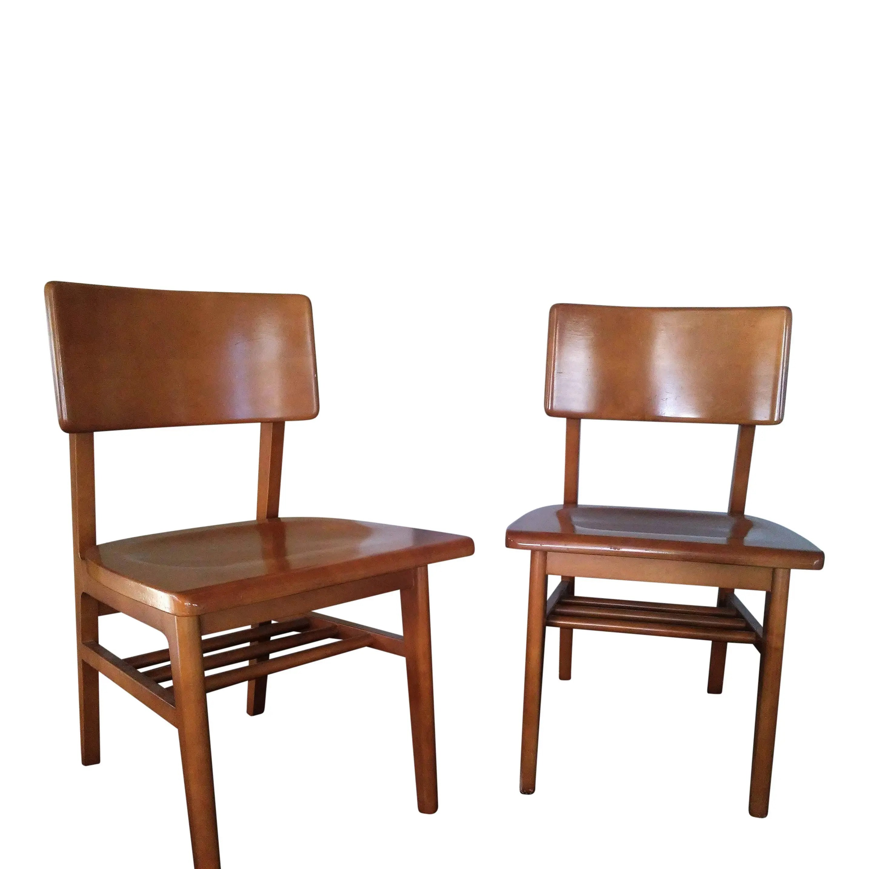 wh gunlocke chair wedding covers gloucester etsy vintage mid century modern desk chairs danish style made by shipping included