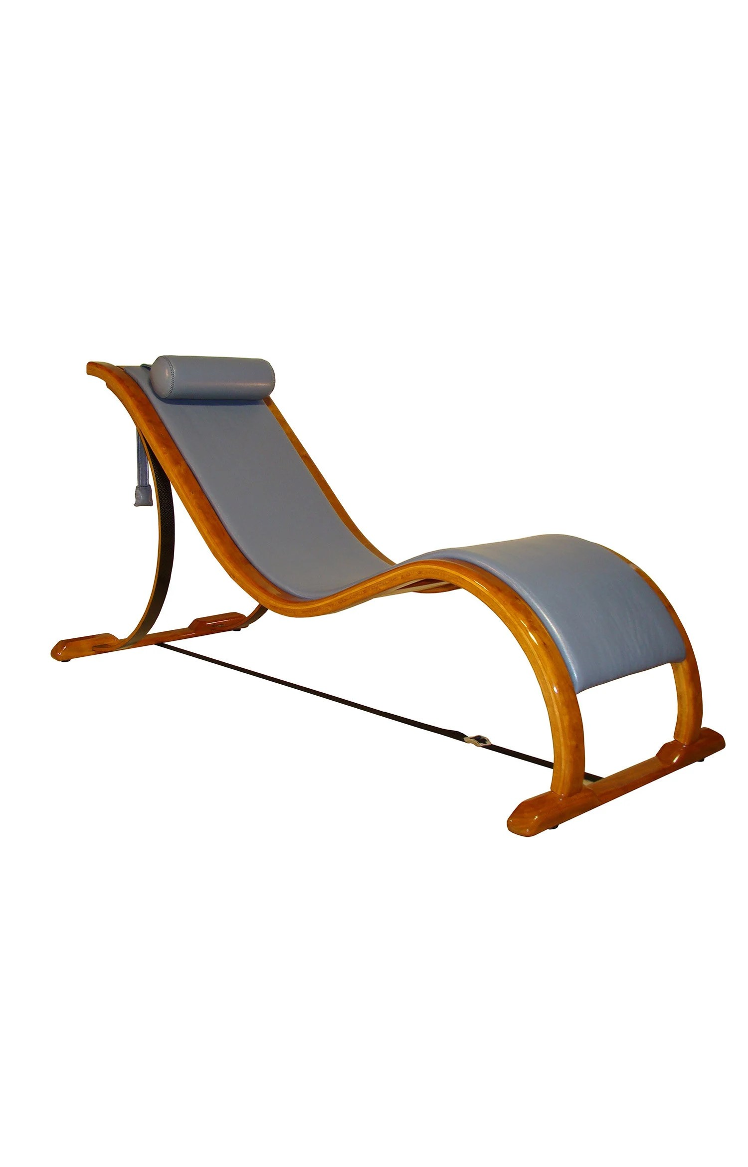 Best Sex Chair Modern Bent Wood Chaise Lounge With A Naughty Secret Heartwood Cherry