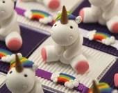 Unicorns dragees boxes