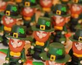 Dragees boxes Elves leprechauns Ireland theme