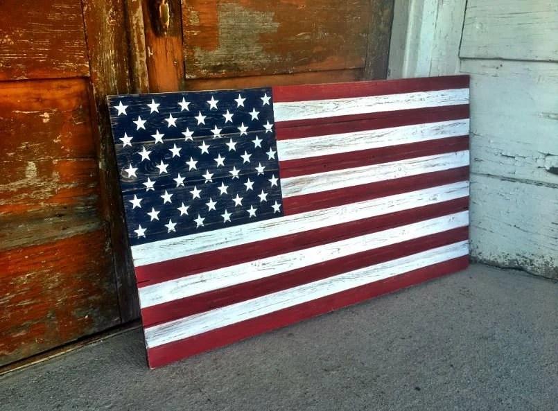 Wooden Flag Pole Plans