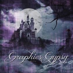 Gothic Shop Banner / Dark Fantasy Shop Kit / DIY Raven Etsy
