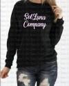 Sweatshirt Flat Lay Black Sweatshirt Display Next Level Flat Etsy