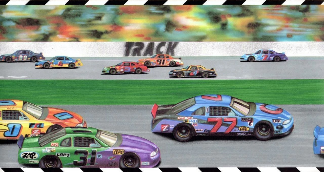 On wednesday said it agreed to buy depop, a privately held fashion marketplace, for $1.63 billion, making a large bet on the booming market for secondhand goods. Race Cars Wallpaper Border Decor Racing Sports Track Etsy
