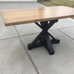 Maple Kitchen Table Cutting Boards Dining Etsy Custom Pedestal Farmhouse Rustic