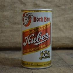 Bock Beer Huber Pull Tab Vintage Beer Can Etsy