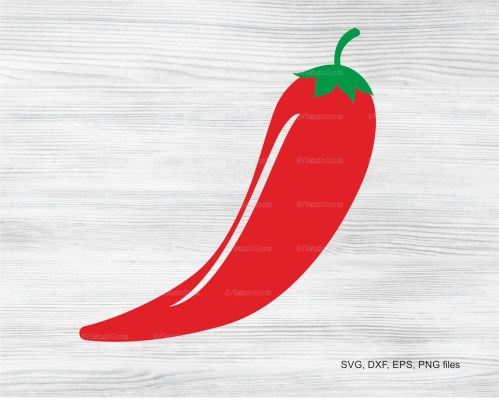 small resolution of instant download chili pepper svg chili pepper clipart