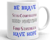 Be Brave, Stay Courageous...