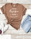 Bella Canvas 3001 Heather Brown Unisex Tshirt Mockup Flat Lay Etsy