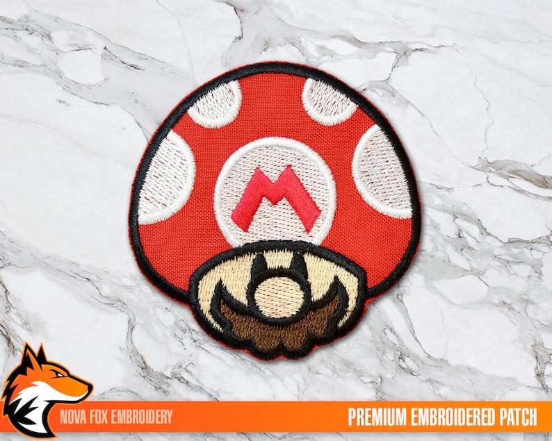 mario mushroom super mario