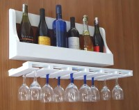 Wine Glass Holder Decorative Shelf Stand for Wine Cup and ...