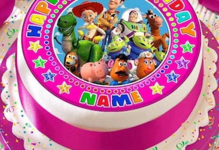 Toy Story Cake Etsy