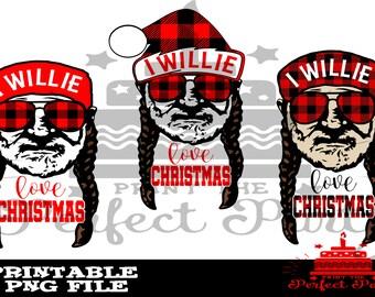 Download Willie nelson art   Etsy