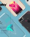 Iphone 8 Clear Case Mockup Set Etsy