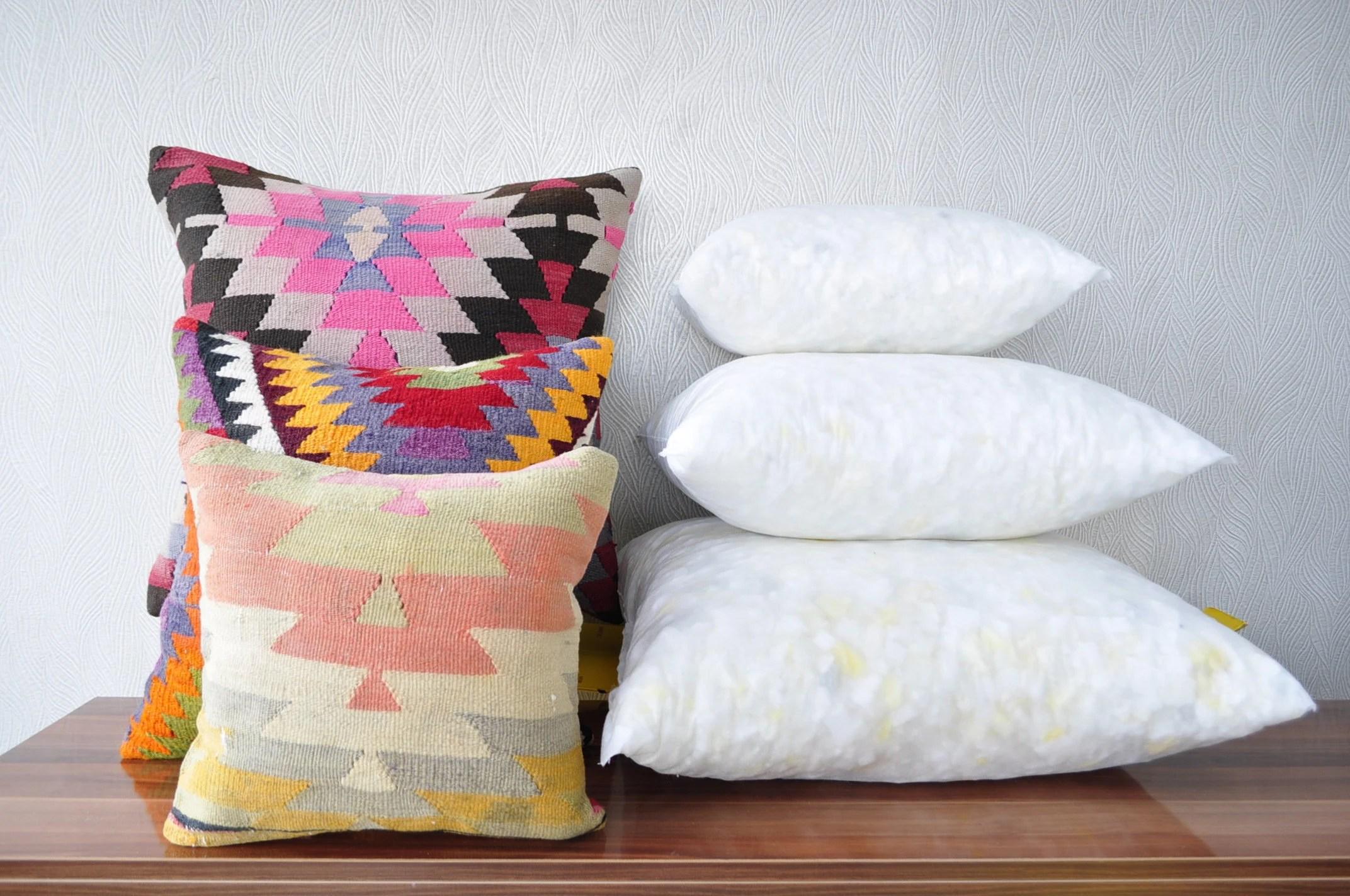 16x16 pillow insert etsy
