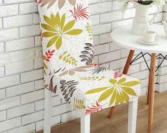 chair covers and more norfolk overstuffed club chairs dining etsy elegant polyester spandex stretch washable slipcover flowers cover