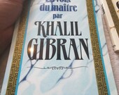 The Voice of the Master, Khalil Gibran (mortagne 1988 edition)