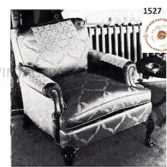 Chair Arm Covers Pattern Foam Rubber Cushions Etsy Back Crochet Vintage Settee Sofa And Instant Pdf Download 1527