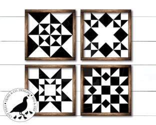 quilt block blocks svg pattern etsy