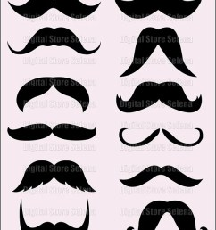 moustache clipart [ 794 x 993 Pixel ]
