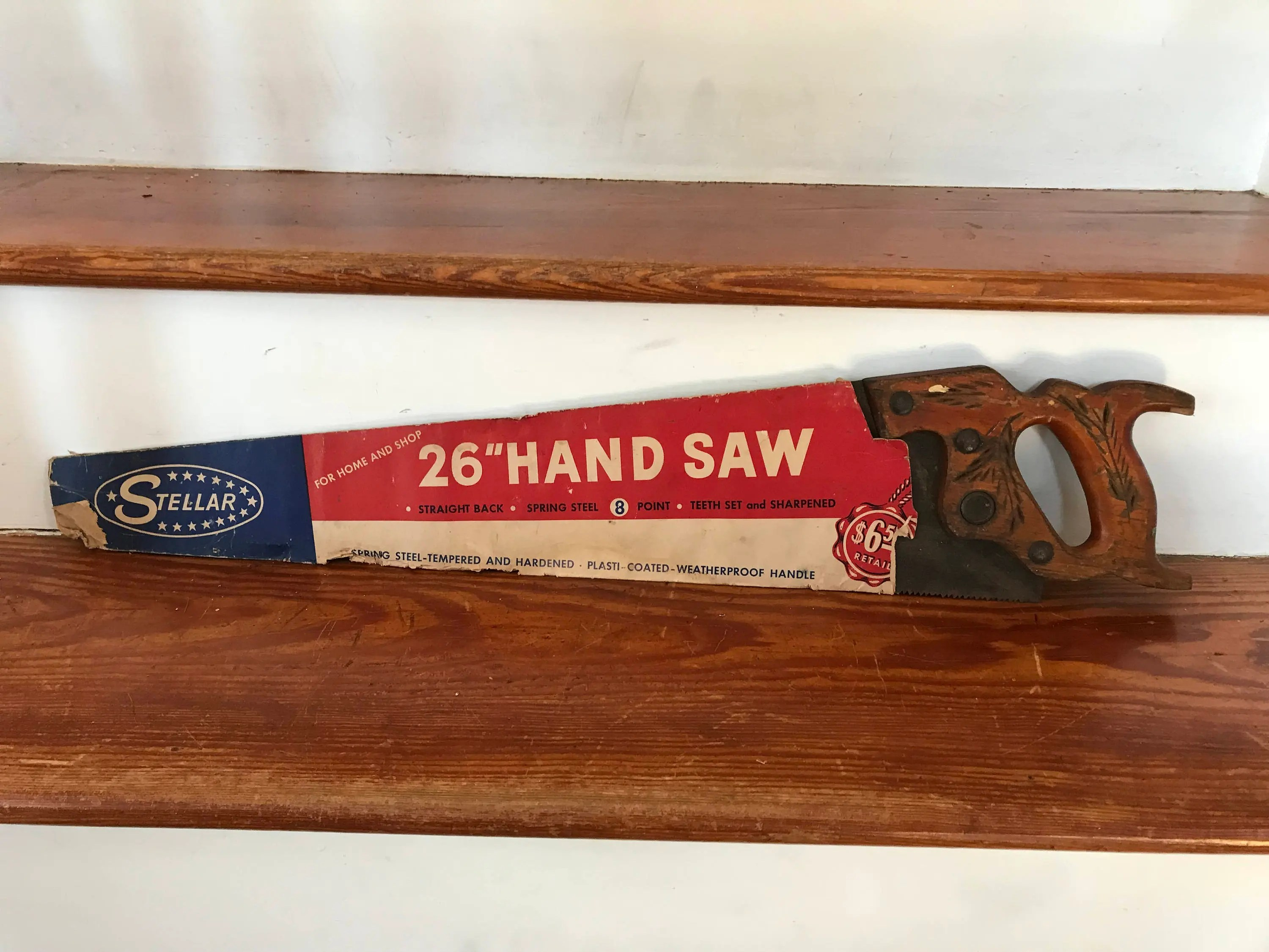 Plywood Hand Saw