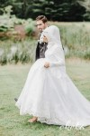 Custom Modest Wedding Dress Custom Hijab Wedding Dress Etsy