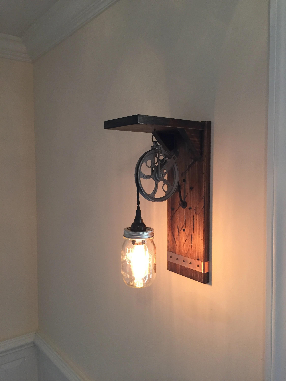 steampunk lighting etsy