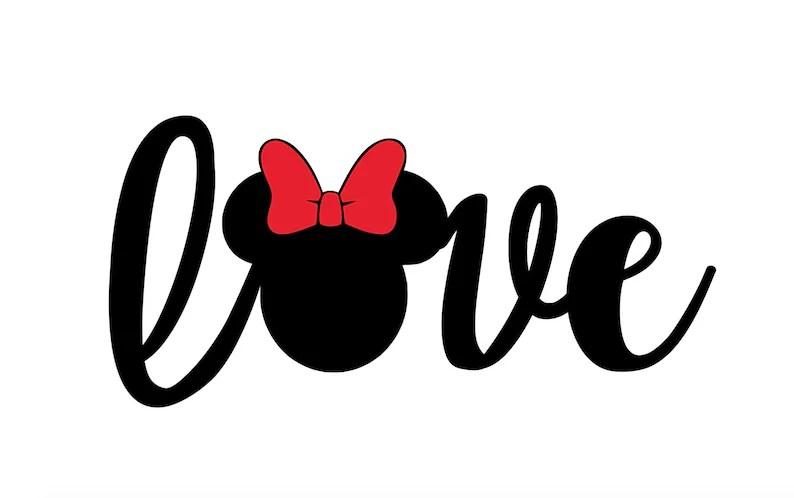Download Disney SVG Disney Love SVG Disney mickey head svg | Etsy