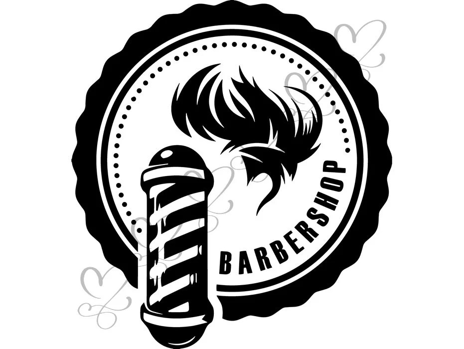 Barber Barbershop Hair Hairdresser Haircut Business Beard