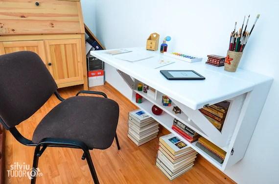 folding desk drawing desk writing desk writing table folding table fold down desk wall desk laptop desk floating desk fold up desk